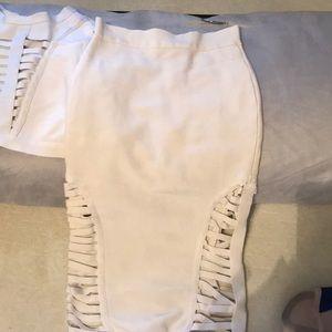 Dresses - 2 piece Bandage Set